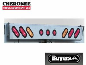 Buyers Products 8891169 66 Inch Oval Led Light Bar Kit