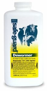 Safe guard fenbendazole Dewormer Liquid 1000ml For Goats Beef