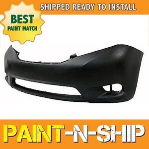 For 2011 2012 2013 2014 2015 Toyota Sienna Le Xle Front Bumper Painted To1000369