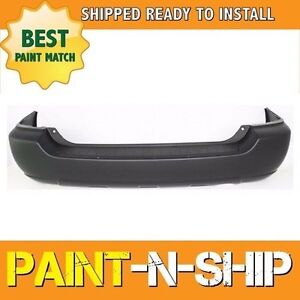 New 2004 2005 2006 2007 Toyota Highlander Rear Bumper Painted To1100231