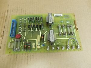 Ge General Electric Control Circuit Baord Card Dpss 6ba02 Ds3800dpss1b1b
