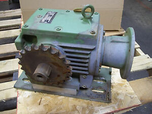 Sew Eurodrive Electric Motor Gear Reduction Right Angle S72 lp90