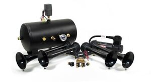 Hornblasters Conductors Special 544 Nightmare Edition Train Horn Kit