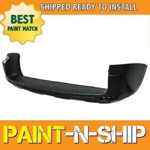 New Fits 2009 2010 2011 2012 Toyota Rav4 W O Flares Rear Bumper Painted To110027