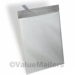 100 24x24 Vm Brand 2 Mil Poly Mailers Envelopes Plastic Shipping Bags 24 X 24