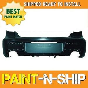 New Fits 2007 2008 2009 Mazda 3 Hatchback Rear Bumper Painted Ma1100189