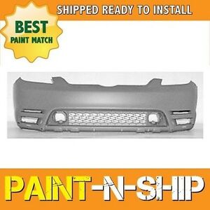 New Fits 2003 2004 Toyota Matrix Xr Xrs Front Bumper Painted To1000237