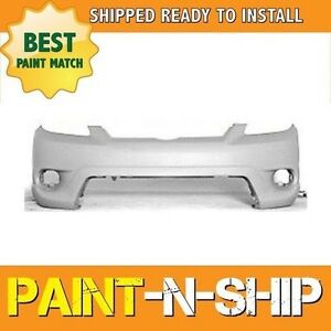 New Fits 2005 2006 2007 2008 Toyota Matrix Xr Xrs Front Bumper Painted To1000295