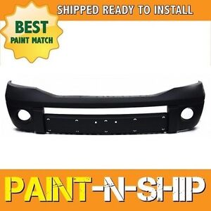 New 2006 2007 2008 2009 Dodge Ram Truck W chrm Front Bumper Painted Ch1000872