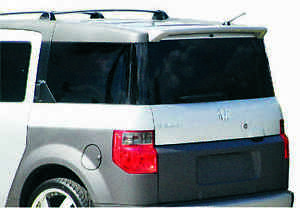 Honda Element Rear Spoiler Roof Wing Primed 2003 2011 Factory Style Jsp 339080