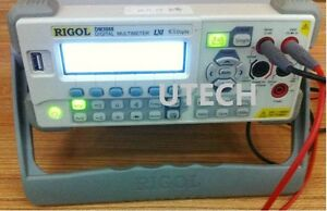 New Rigol Dm3068 Bench Dmm 6 6 5 Digit Digital Multimeter Dcv Acv Dci Aci