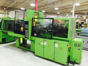 Engel 65 Ton Injection Molding Machine Es330 65hl Used 69551