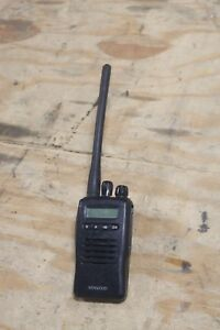 Kenwood Tk 2140 Vhf Portable Radio