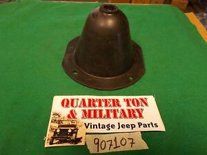 Jeep Willys Cj2a Cj3a Cj3b T90 Transmission Main Shift Boot Civilian Style