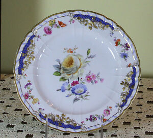 Collector S Cabinet Plate Historical Pattern