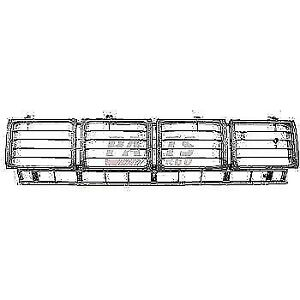 New Front Grille Plastic Fits 1980 1981 Toyota Pickup 5310092301