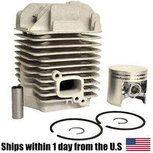 Concrete Cut Off Saw Cylinder Piston Rebuild Kit Fit Stihl Ts460 4221 020 1201