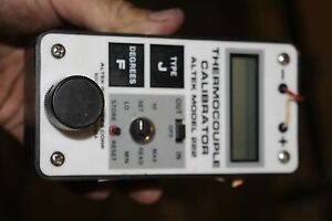 Altek 222 Thermocouple Calibrator
