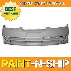 New Fits 2003 2004 Hyundai Tiburon Front Bumper Painted Hy1000141