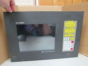 Nissei Operator Interface Display Nc9300t Used