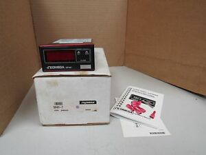 Omega Digital Panel Thermometer For Thermocouple Dp461 t Dp461t Dp461 115vac Nib