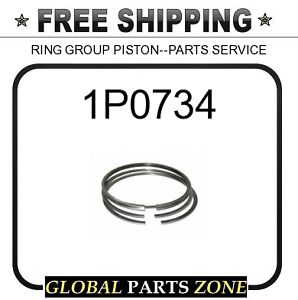 1p0734 Ring Group Piston parts Service 5s1135 1p734 For Caterpillar cat