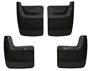 Husky Liners Mud Flap Guards 02 09 Gmc Envoy Envoy Xl Xuv front Rear Set