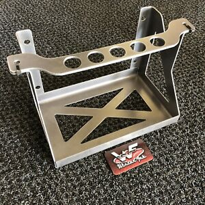 Universal Top Or Side Post Battery Tray Hot Rod Minitruck Off Road Crawler Box