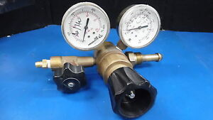 Air Products 0 4000 Psi Double Pressure Gauge