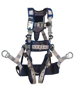 Dbi Sala 1112588 Exofit Strata Tower Climbing Harness xl
