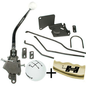 Hurst Shifter Kit Chevrolet Chevy 1968 Nova Factory Muncie 4 Speed