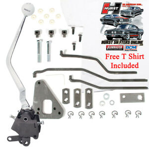 Hurst 4 Speed Shifter Kit 1967 1969 Mustang Ford T c 433 Shelby Gt 500 Cougar