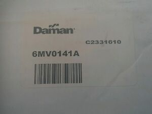 Daman Products Aluminum Manifold 6mv0141a C2331610 D4500324908 Weighs 30