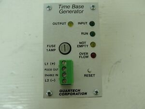 New In Box Quartech 8521 Time Base Generator