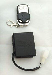 Wireless Remote Controller And Receiver For 1320 Performance Relay Harness