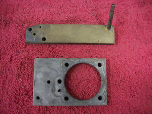 1956 1962 Corvette Fuel Injection Anti Siphon Block