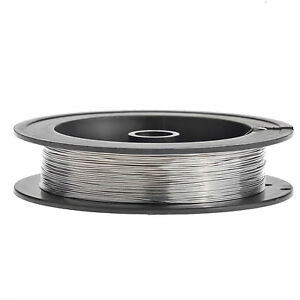 Pure Nickel Ni200 26ga Non Resistance Wire 25ft 26g Annealed Pure Atomist