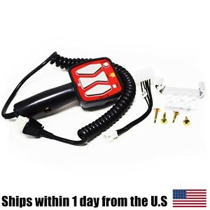 Hand Held Controller For Western 56462 Straight Snow Plow Blade Cab Command