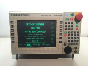 Schenck Pegasus 591069 Model 4900 Series Digital Servo Controller