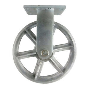 10 X 2 1 2 Steel Wheel Caster Rigid