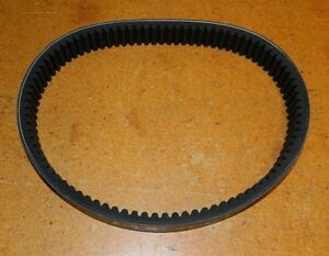 Southwestern Industries Swi Prototrak Dpm Ak158 Bando Spindle Belt