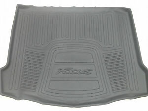 2012 2014 Ford Focus 5 Door Hatch Cargo Mat Factory Ford Accessory Oem