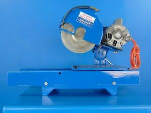 Felker 41ar 1hp Tile Saw For Precision Cuts Where Tolerances Are Very Tight