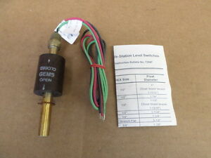 Gems 57144 Level Switch