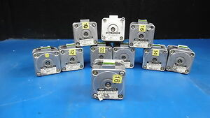 Lot Of 10 Astosyn Stepper Motors Type 17ps m018 g1v