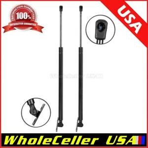 Qty2 Sg214022 Lift Support Shocks Struts For 1997 2001 Jeep Cherokee Hatch