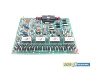 General Electric Ge Ic3600afra1a1a 00 900 Pcb Circuit Board D517362