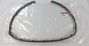 2010 2013 Kia Forte Front Bumper Lower Deflector Lower Lip 86590 1m000 Oem
