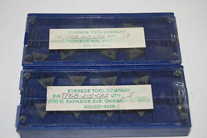 15 Nib Everede Tpgb 215 ca2 Carbide Inserts