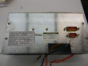 Waters Micromass Q tof Rf Lens Generator P422211a Issue 7 Ma3866001dc1 1c0